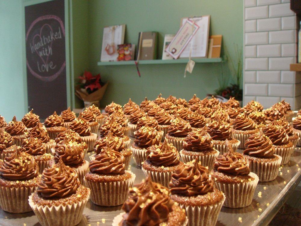 Μμμμ, γλυκός πειρασμός! Πόσα choco cupcakes θα μπορούσες να φας με τον καφέ σου; I LOVE CUPCAKES, Γλυφάδα