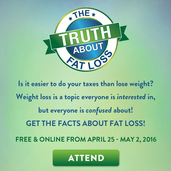 The Truth About Fat Loss starts on April 25th, and tens of thousands will learn from the expert wisdom so important to understanding the differences between dietary approaches to find what works best for you. Own all the talks for an amazing value!!
