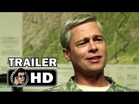 WAR MACHINE Official Trailer (2017) Brad Pitt Comedy Movie HD - (More info