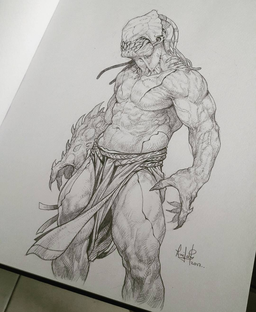Pin by Mohammed Anuz on Concept Art in 2019 | Art sketches ...