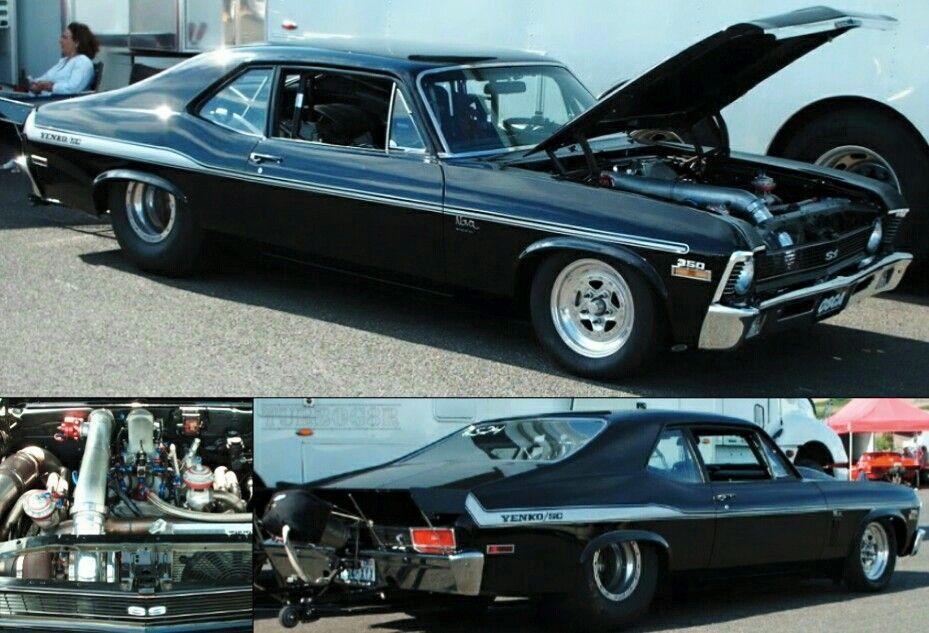 Kurtis Tamez Outlaw Turbo Chevy Nova | Nasty Nova\'s Drag Racing ...