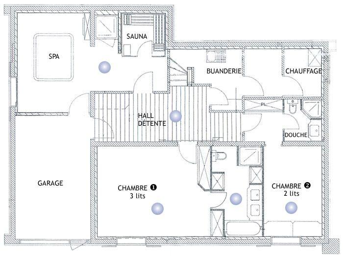 r sultat de recherche d 39 images pour plan salle de bain avec sauna et baignoire idees deco. Black Bedroom Furniture Sets. Home Design Ideas