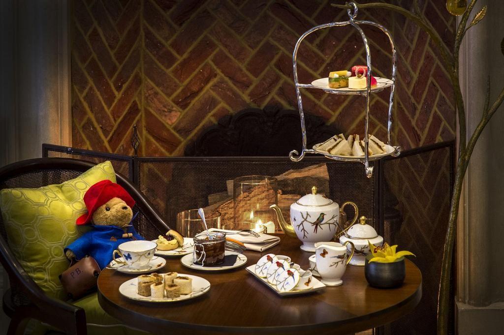 Paddington Bear afternoon tea! Christmas afternoon tea