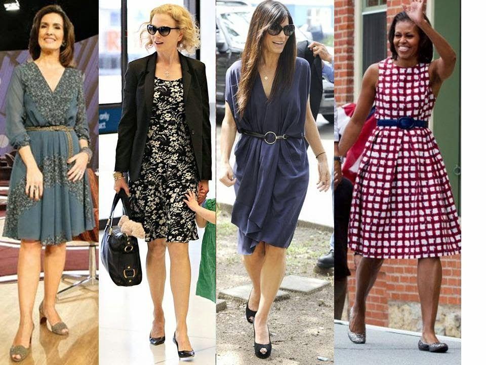 Com que roupa eu vou?: Looks para mulheres de 40 anos ...