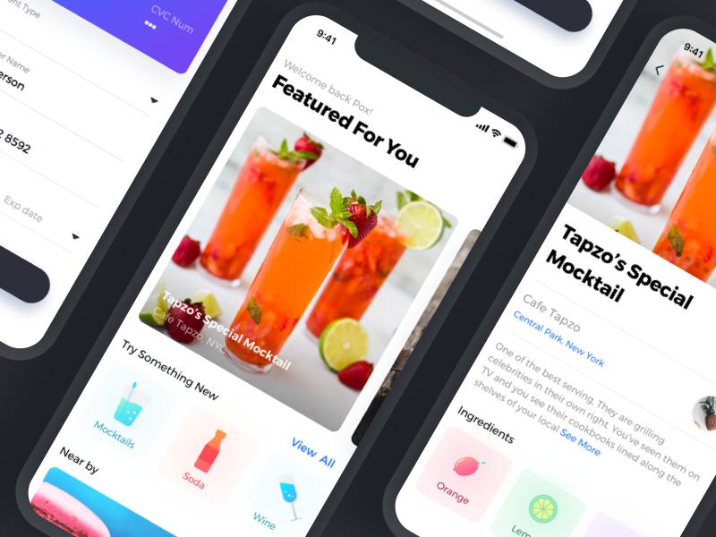 Restaurant App - WIP
