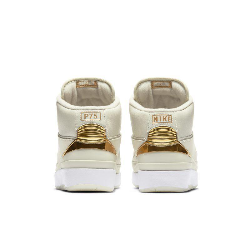 competitive price 100ab d0a40 Air Jordan 2 Q54 Big Kids  Shoe (3.5y-7y) - Cream