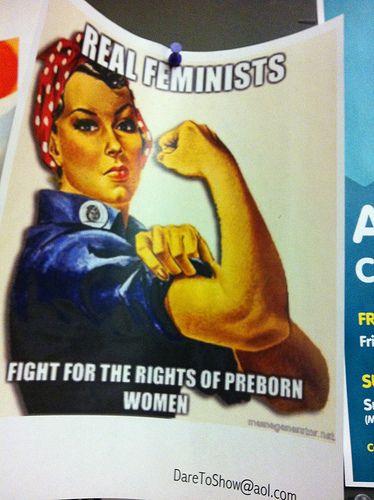 Pro Life Propaganda Everythings Coming Up Rosies Pro Life Pro
