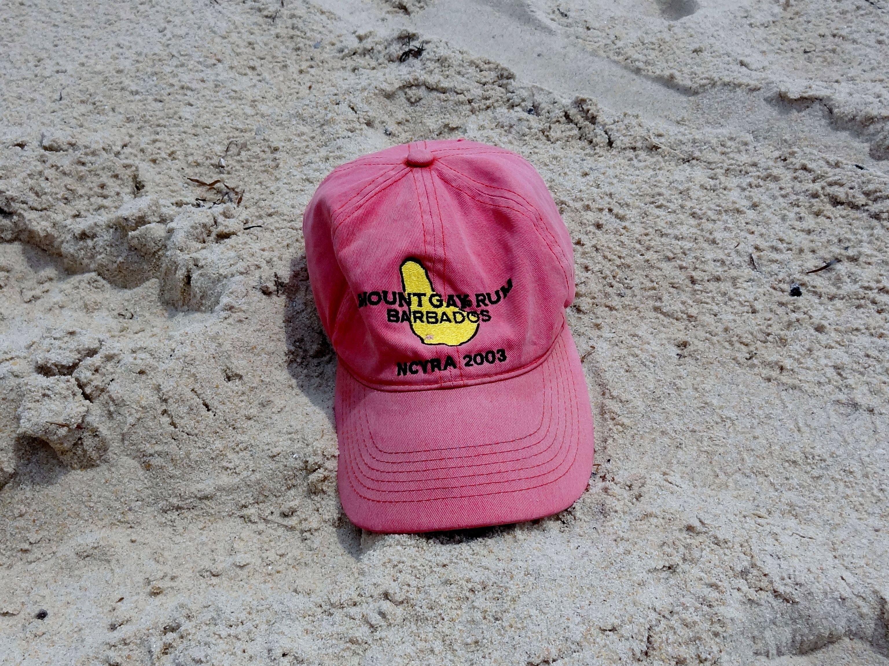 Mt Gay Rum Hat 93
