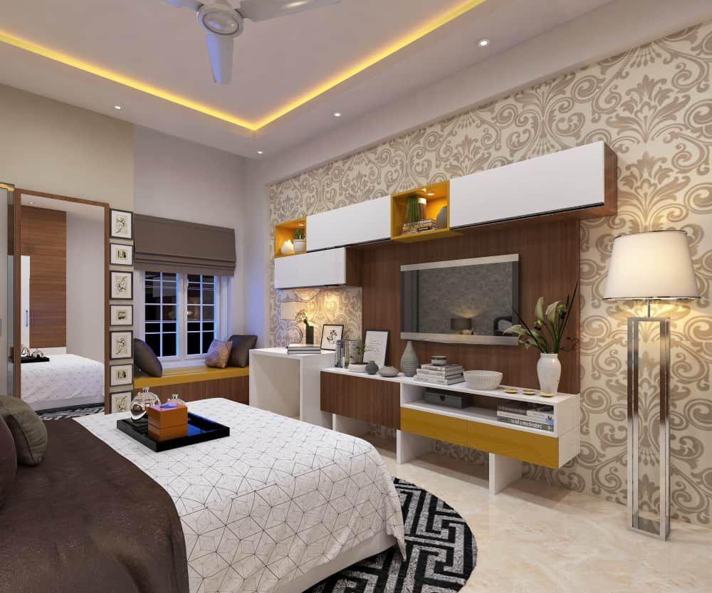Bedroom Interior Designers In Bangalore