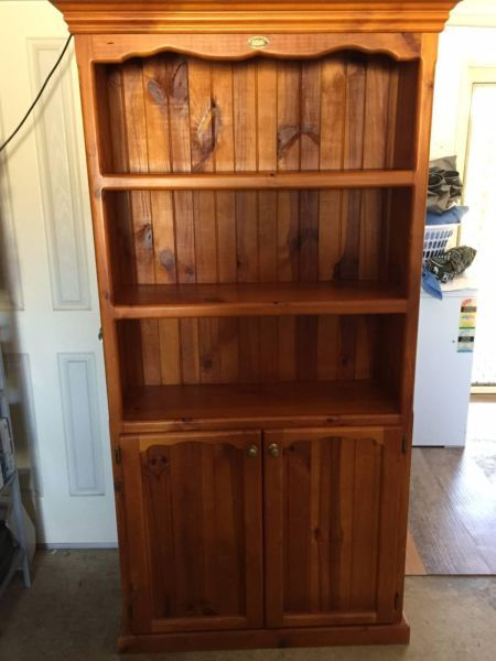 Solid Timber Book Case Bookcases Shelves Gumtree