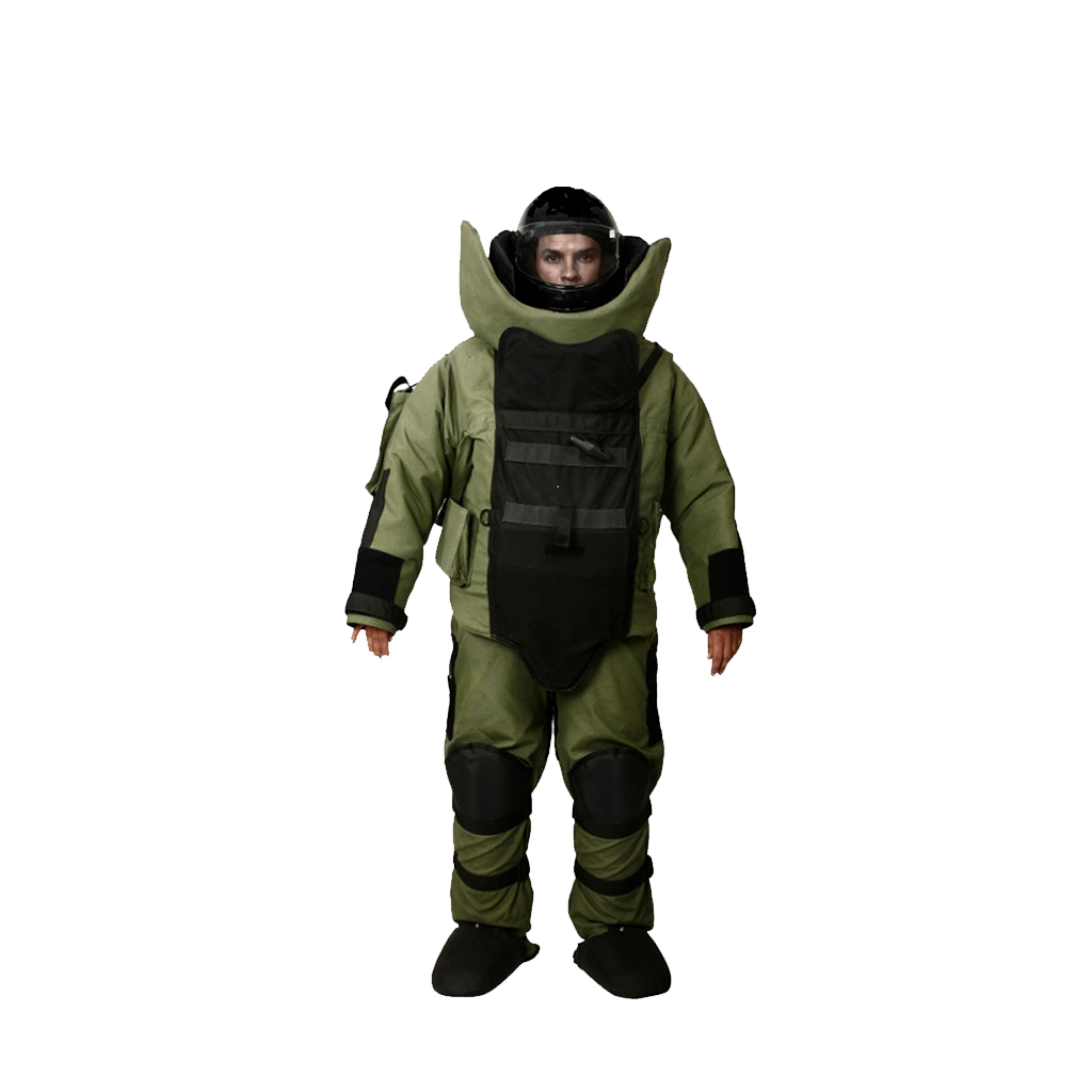Ballistic Protective Products Body armor vest, Full body