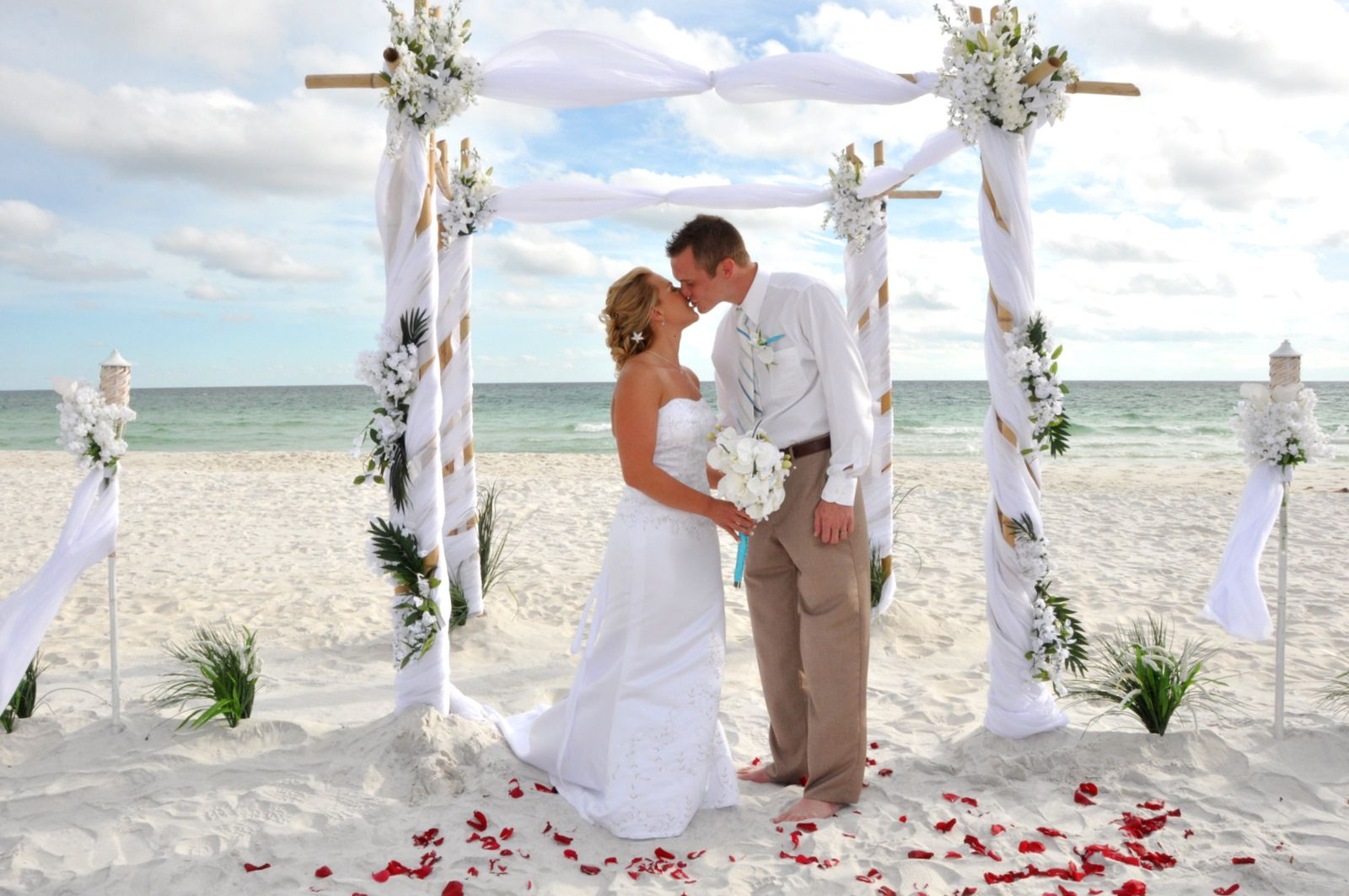Forever Love And A Destin Beach Wedding