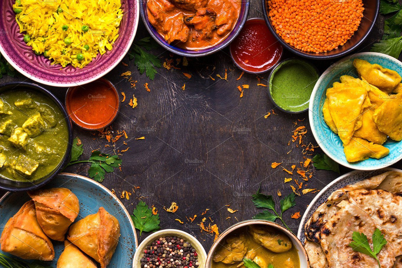 Indian Food Background Indian Food Recipes Food Food Backgrounds