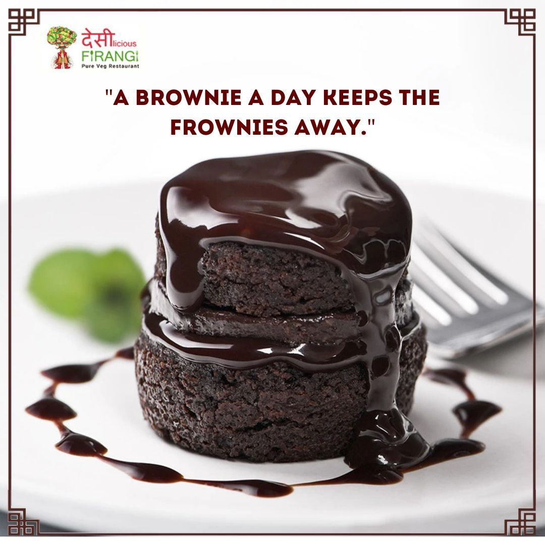 Brownie for Your Perfect Mood in 2020 Delicious