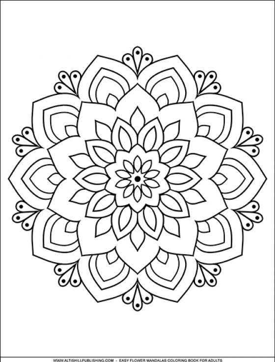 Free Download Happy Coloring Books Mandala Coloring Pages Mandala Coloring Mandala Design Art