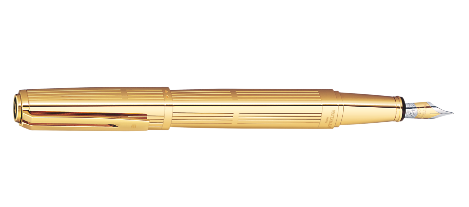 Solid Gold Fountain Pen Gt Fountain Pen Pen Solid Gold