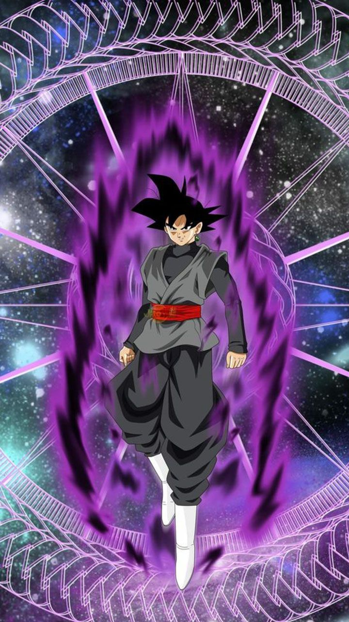 Download New Goku Black Wallpaper Iphone for iPhone 11 Pro Max 2020