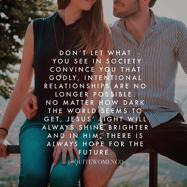 Advice dating christian girls