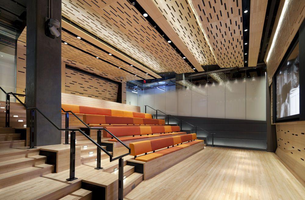 Elinor Bunin Munroe Film Center Lincoln Center Rockwell Group