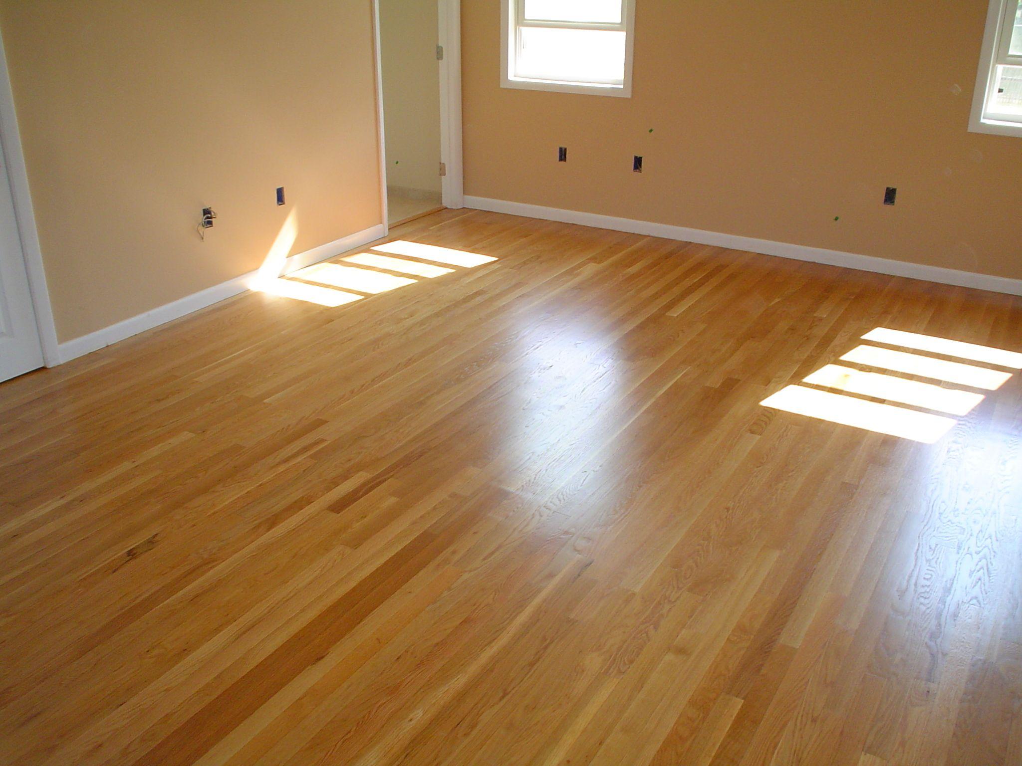Minwax golden oak on oak Golden oak floors, Hardwood