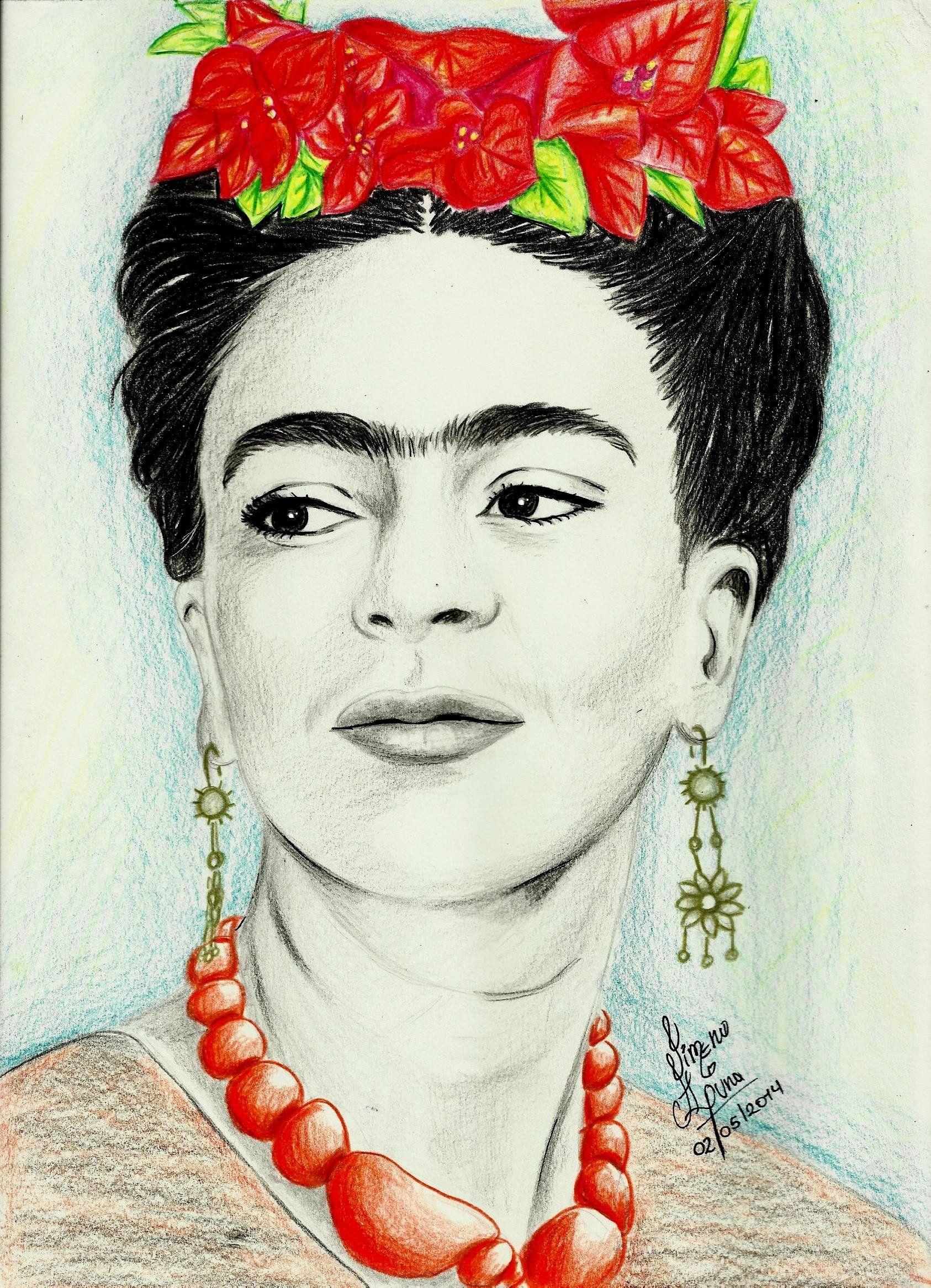 972 Jpg 1686 2333 Frida Kahlo Dibujo Arte Frida Kahlo Frida Kahlo Fotos