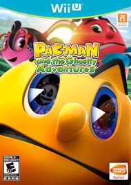 Boxshot: Pac-Man and the Ghostly Adventures by BANDAI NAMCO Games America Inc.