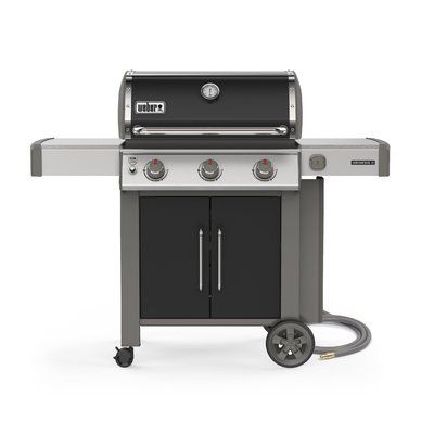 Weber Genesis Ii E 315 Gas Grill Finish Stainless Steel Fuel Type Natural Gas In 2020 Natural Gas Grill Gas Grill Best Gas Grills
