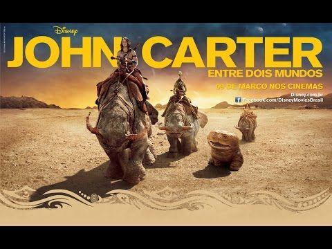 Jhon Carter Entre Dois Mundos Filme Completo Dublado
