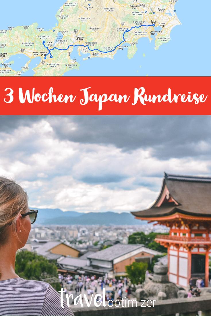 Japan Backpacking Urlaub 3 Wochen Route Kosten Tipps Podcast In 2020 Rundreise Japan Reisen Reisen