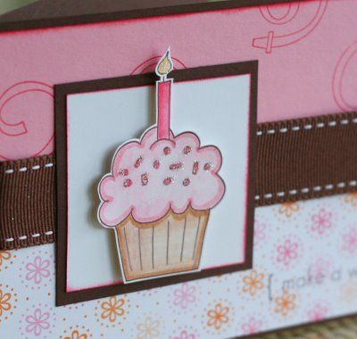 Stampin 'n Stuff: Crazy for Cupcakes