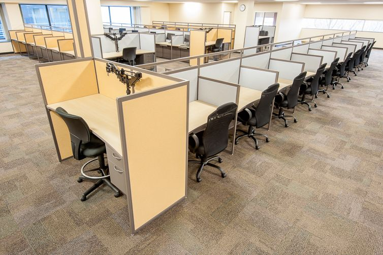 excellent supervisor office interior design. call center cubicles with a raised supervisor station allow clear lines of sight callcentercubicles excellent office interior design