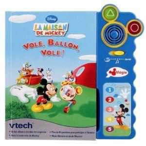 Vtech 80 062705 Jeu Educatif Electronique Magi Livre