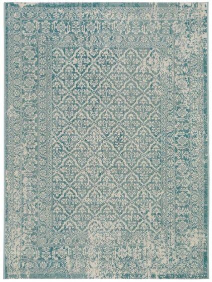 Teppich Antique Türkis 140x200 cm Teppich Pinterest Carpet - Teppich Wohnzimmer Braun