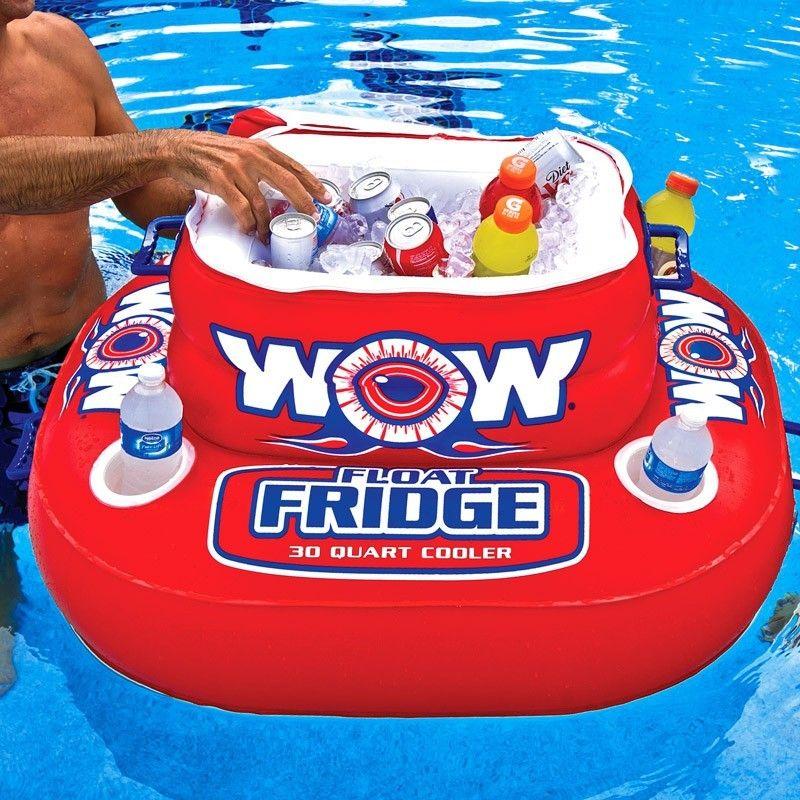 Floating Esky | Floating cooler, Fridge cooler, Cooler