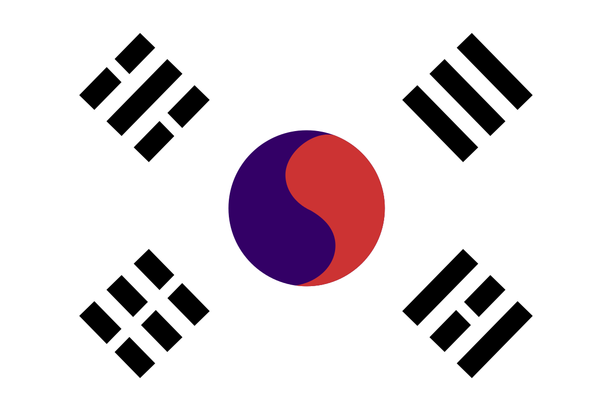 Provisional Government Of The Republic Of Korea Wikipedia The Republic South Korea Flag Korea