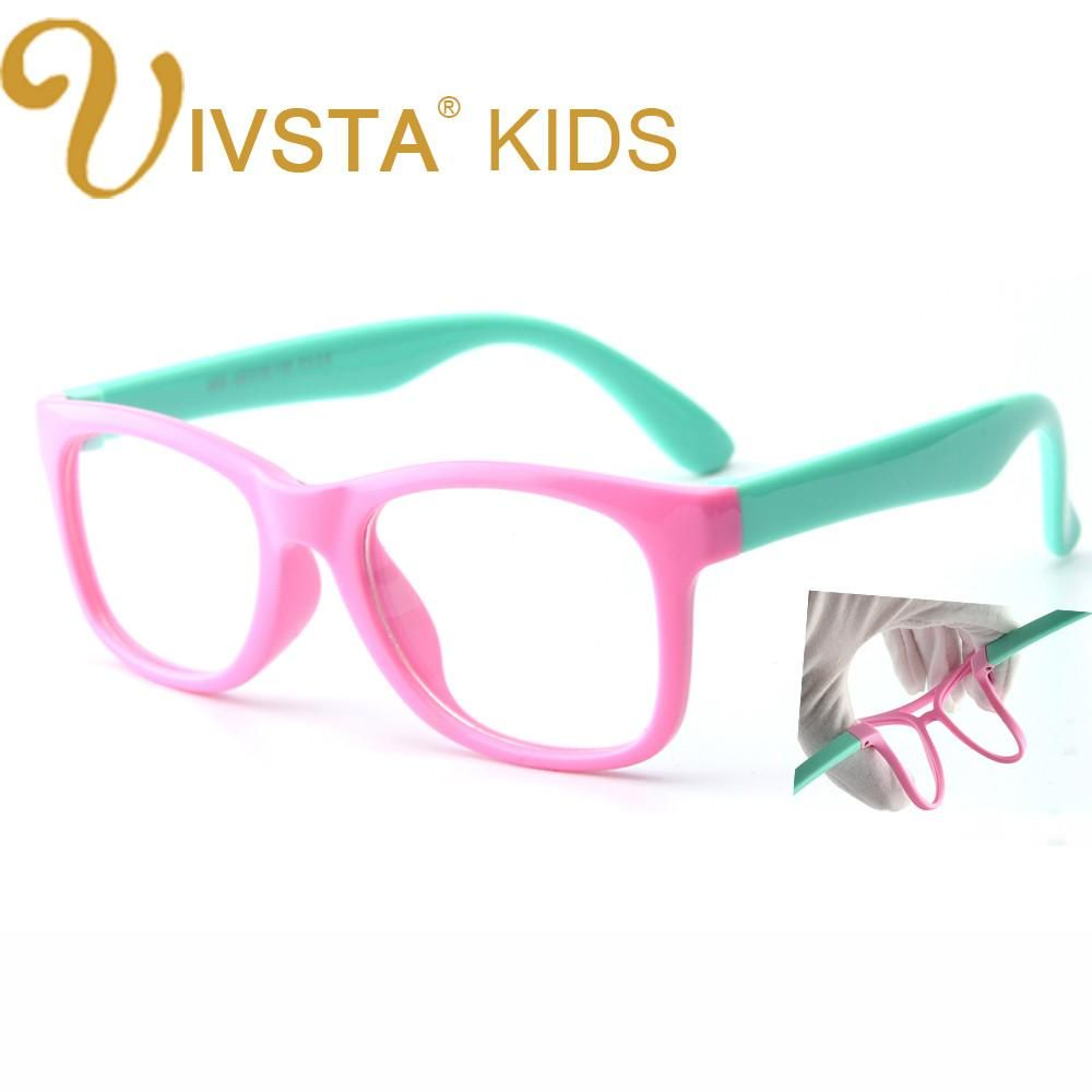 728cc3a115d6 IVSTA Kids Glasses for Children TR90 Flexible Glasses Frames for Children  Glasses Girls Optical Frames for Boys Myopia Amblyopia