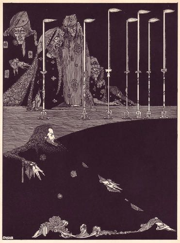 2 | The Beautiful Illustrations That Made Poe's Stories Terrifying In 1919 | Co.Design | business + design