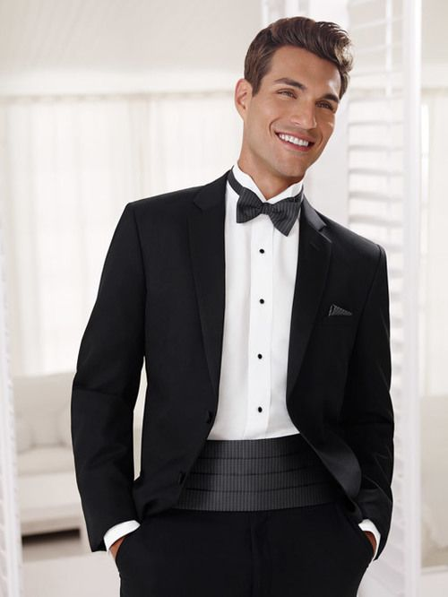 MODERN ESSENTIALES SLIM FIT TUXEDO | MEN FACES MEN MODEL | Pinterest ...