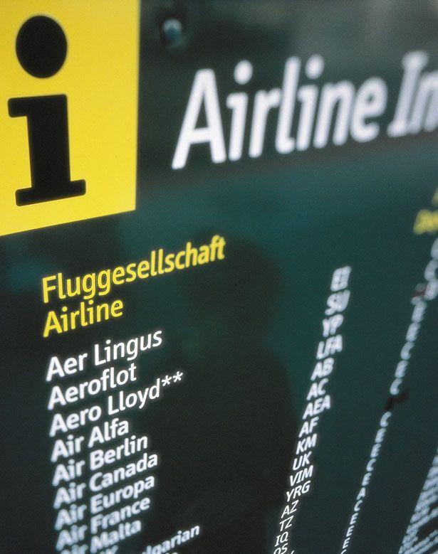(DUS) Dusseldorf International Airport Terminal Map (met