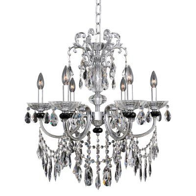 allegri by kalco lighting steffani 024250 010 chandelier 024250