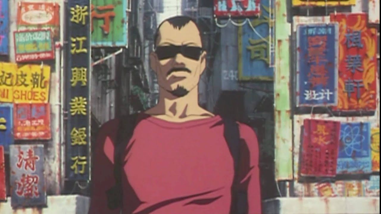 Best Scene From Ghost In The Shell Youtube In 2020 Ghost In The Shell Ghost Neon Noir