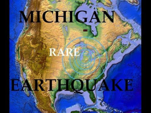 5/02/2015-- Very RARE 4.2 magnitude earthquake strikes South Michigan -- MAJOR UNREST - YouTube #increaseenergy in 2020   How to increase energy ...