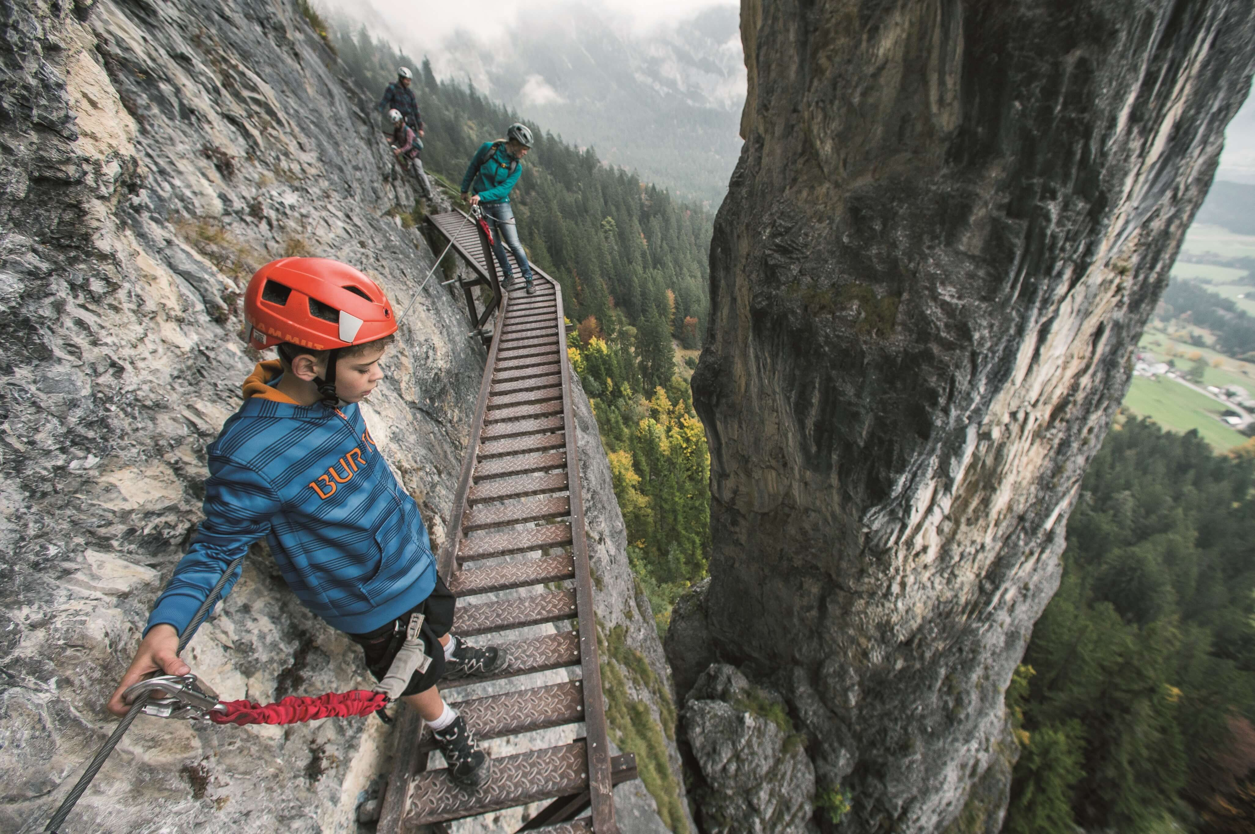 Photo of Introduction to the world of via ferrata with tour suggestions