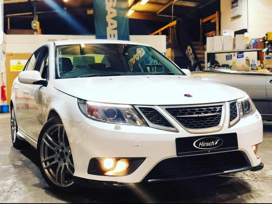 Saab Fest 2020 Saab At The Mill And Aero Carlsson Edition Saab Saab 9 3 Car Pictures