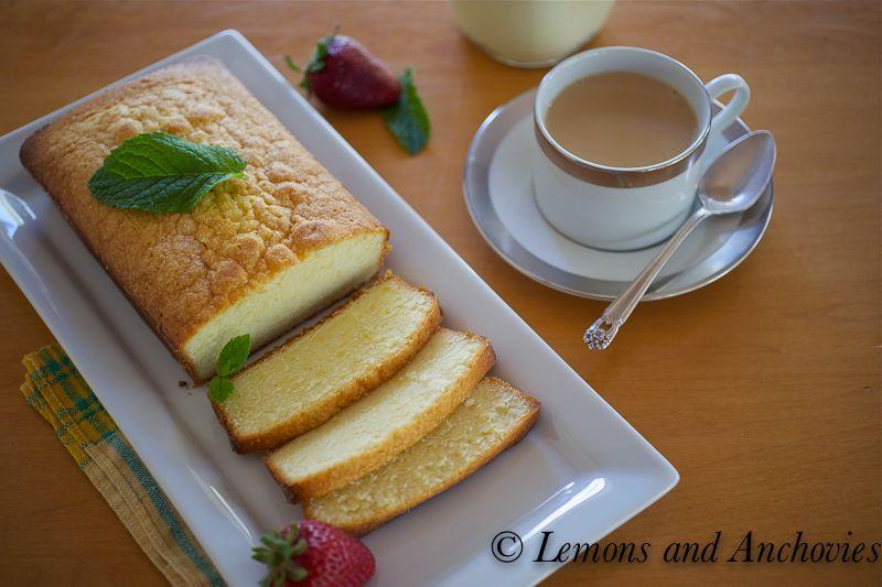 Lemon pound cake if you liked sara lee pound cake growing