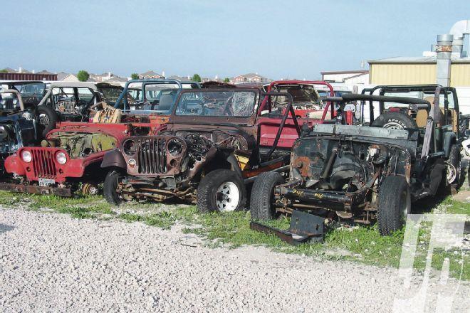 25 Of The Best Junkyard Parts Jeep Cj Junkyard Jeep