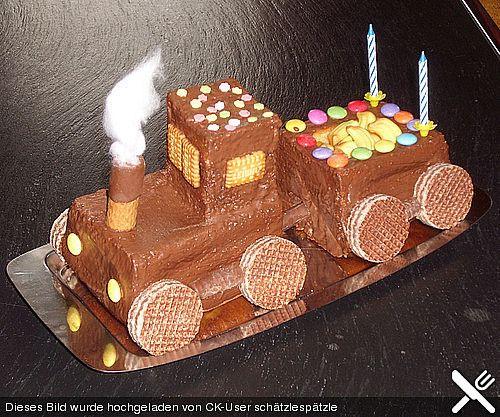 Sanella Geburtstagskuchen: Kuchen 1 Geburtstag Zug