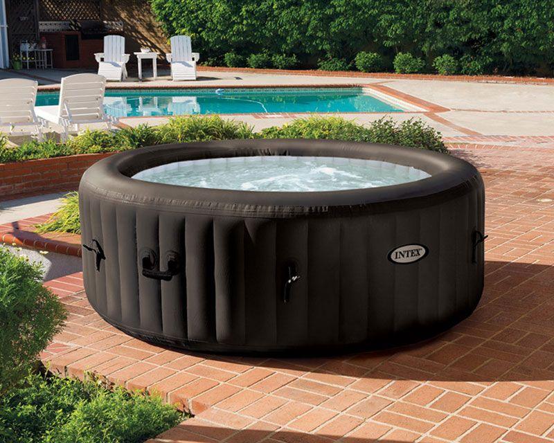 Intex Pure Spa Jet Massage Set Inflatable Hot Tubs Best Inflatable Hot Tub Hot Tub Reviews