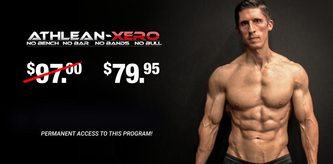athlean xero bodyweight workout