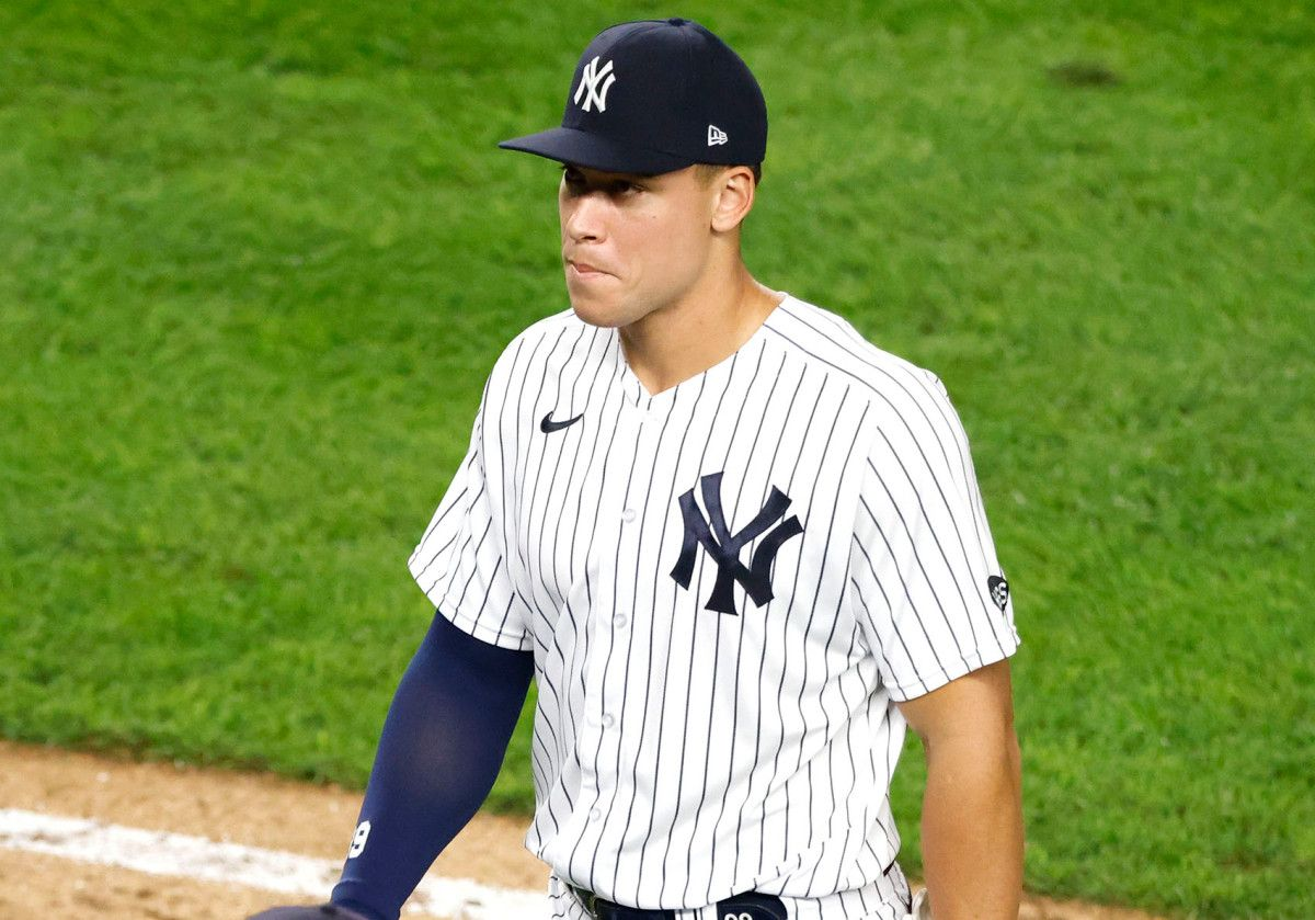 Aaron Judge S Return To Yankees From Injury Appears Imminent In 2020 Appearance Judge Yankees